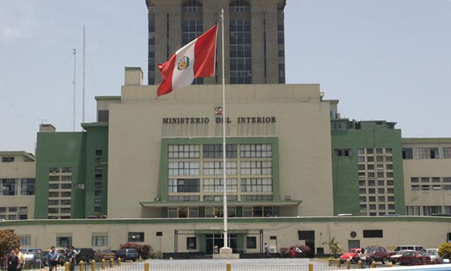 Se adoptar n medidas dr sticas de control sobre armas de for Ministerio del interior nacion