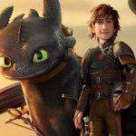 En enero se estrena 'Cómo entrenar a tu dragón 3'